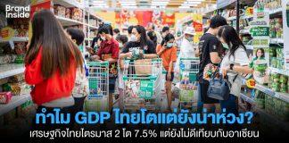 gdp ไทย bangkok