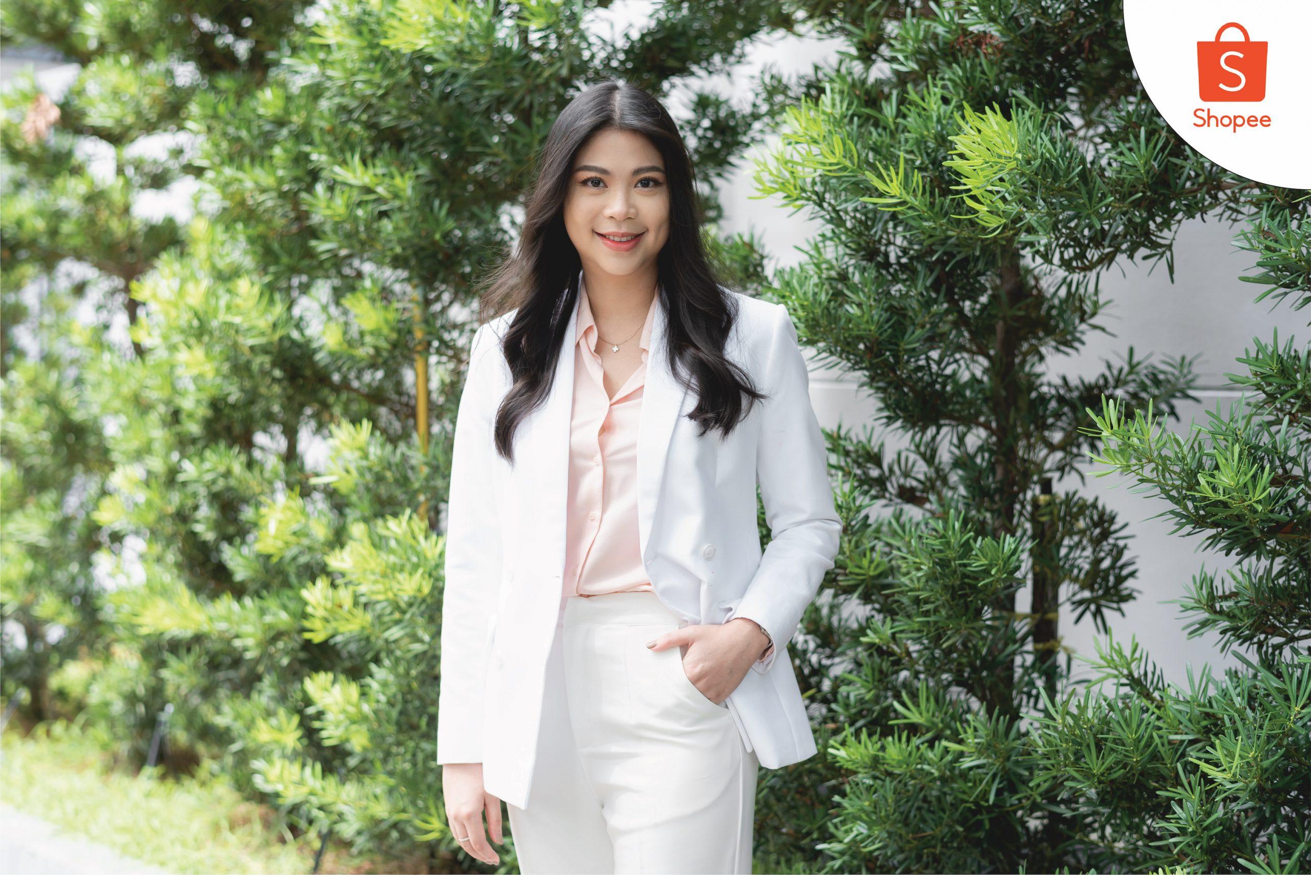 สุชญา ปาลีวงศ์ ผู้จัดการอาวุโสฝ่ายการตลาด ช้อปปี้ ประเทศไทย