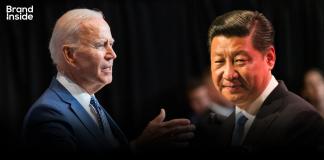 Joe Biden-Xi Jinping