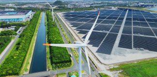 solar farm solar cell